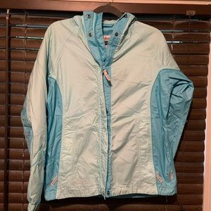 Columbia Lightweight Rain Jacket